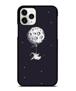 ADVENTURE OF ASTRONAUT ON SPACE iPhone 11 Pro Case
