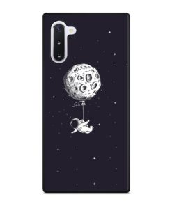 ADVENTURE OF ASTRONAUT ON SPACE Samsung Galaxy Note 10 Case