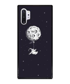 ADVENTURE OF ASTRONAUT ON SPACE Samsung Galaxy Note 10 Plus Case