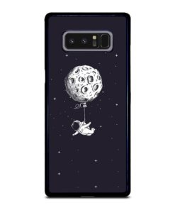 ADVENTURE OF ASTRONAUT ON SPACE Samsung Galaxy Note 8 Case