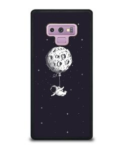 ADVENTURE OF ASTRONAUT ON SPACE Samsung Galaxy Note 9 Case