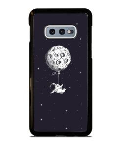 ADVENTURE OF ASTRONAUT ON SPACE Samsung Galaxy S10e Case