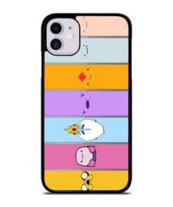 ADVENTURE TIME CHARACTERS iPhone 11 Case