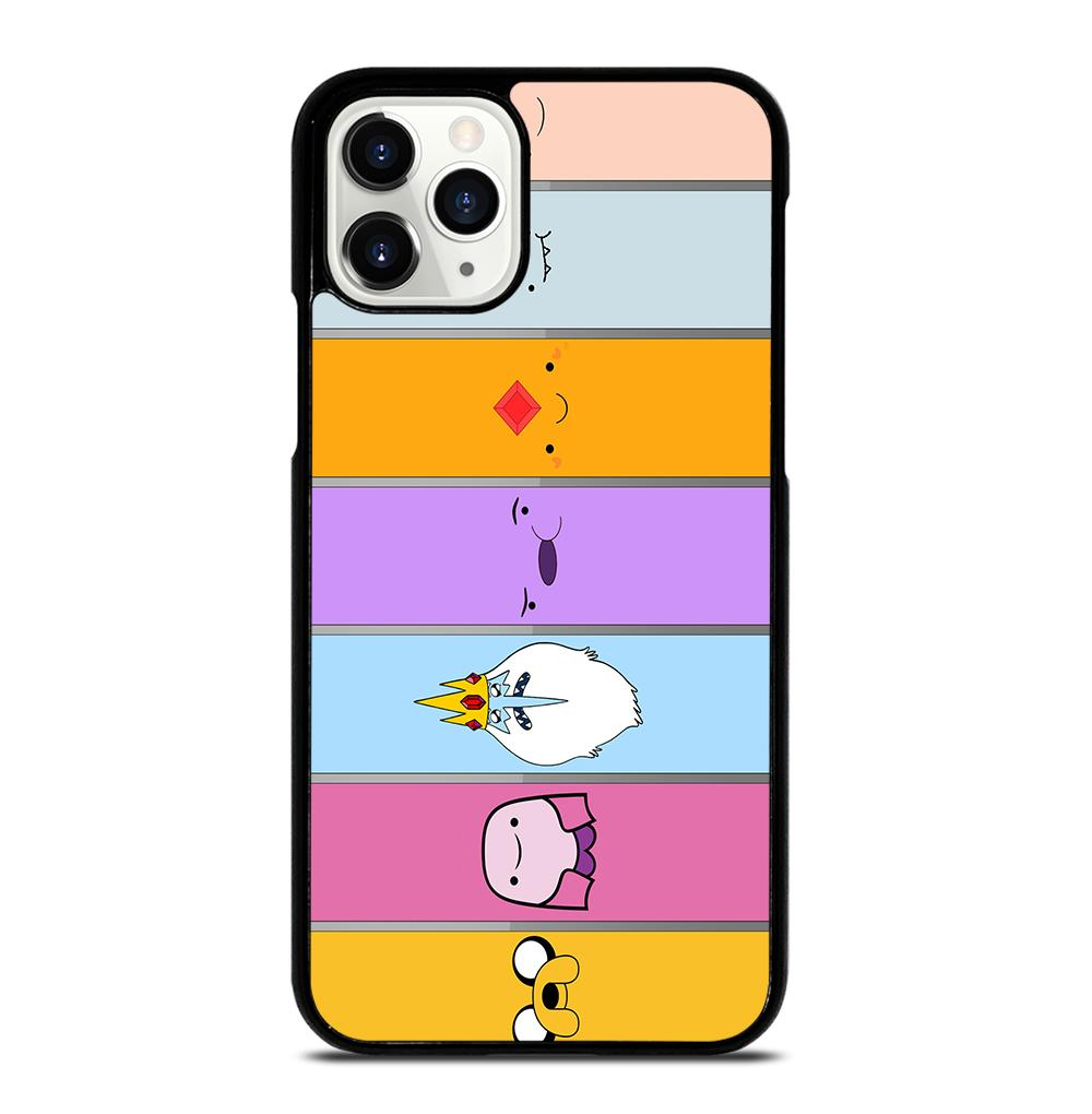 ADVENTURE TIME CHARACTERS iPhone 11 Pro Case