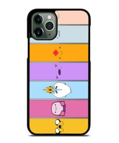 ADVENTURE TIME CHARACTERS iPhone 11 Pro Max Case