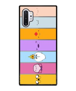 ADVENTURE TIME CHARACTERS Samsung Galaxy Note 10 Plus Case