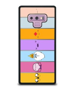 ADVENTURE TIME CHARACTERS Samsung Galaxy Note 9 Case