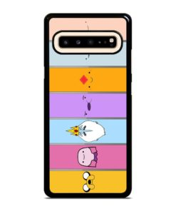 ADVENTURE TIME CHARACTERS Samsung Galaxy S10 5G Case