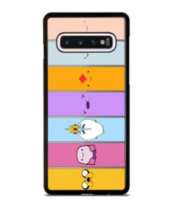 ADVENTURE TIME CHARACTERS Samsung Galaxy S10 Case Cover