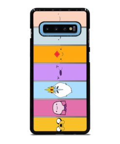 ADVENTURE TIME CHARACTERS Samsung Galaxy S10 Plus Case