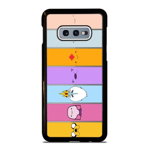 ADVENTURE TIME CHARACTERS Samsung Galaxy S10e Case