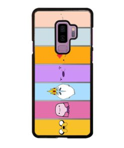ADVENTURE TIME CHARACTERS Samsung Galaxy S9 Plus Case