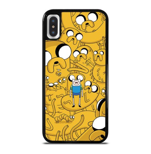 ADVENTURE TIME FINN iPhone X / XS Case