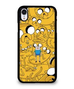 ADVENTURE TIME FINN iPhone XR Case
