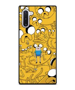 ADVENTURE TIME FINN Samsung Galaxy Note 10 Case