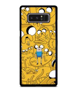 ADVENTURE TIME FINN Samsung Galaxy Note 8 Case