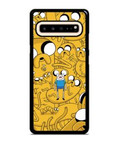 ADVENTURE TIME FINN Samsung Galaxy S10 5G Case