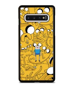 ADVENTURE TIME FINN Samsung Galaxy S10 Case