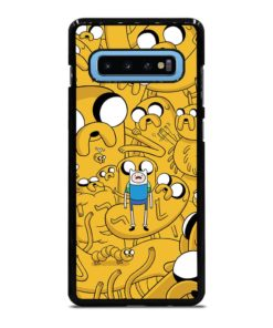 ADVENTURE TIME FINN Samsung Galaxy S10 Plus Case