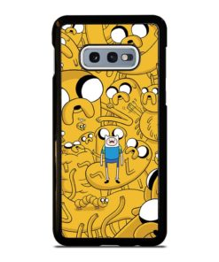 ADVENTURE TIME FINN Samsung Galaxy S10e Case