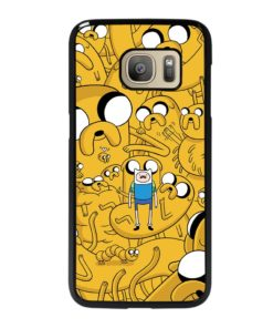 ADVENTURE TIME FINN Samsung Galaxy S7 Case