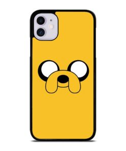 ADVENTURE TIME JAKE FACE iPhone 11 Case