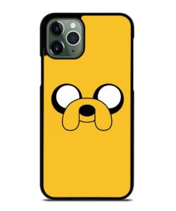ADVENTURE TIME JAKE FACE iPhone 11 Pro Max Case