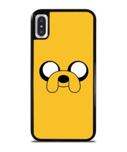 ADVENTURE TIME JAKE FACE iPhone X / XS Case