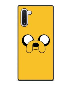 ADVENTURE TIME JAKE FACE Samsung Galaxy Note 10 Case