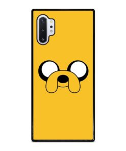 ADVENTURE TIME JAKE FACE Samsung Galaxy Note 10 Plus Case
