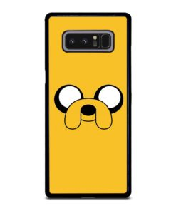 ADVENTURE TIME JAKE FACE Samsung Galaxy Note 8 Case