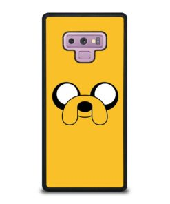 ADVENTURE TIME JAKE FACE Samsung Galaxy Note 9 Case