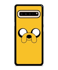 ADVENTURE TIME JAKE FACE Samsung Galaxy S10 5G Case
