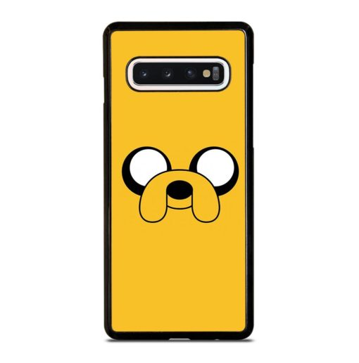 ADVENTURE TIME JAKE FACE Samsung Galaxy S10 Case