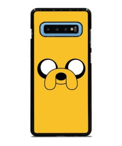 ADVENTURE TIME JAKE FACE Samsung Galaxy S10 Plus Case