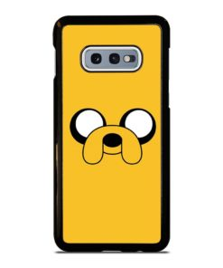 ADVENTURE TIME JAKE FACE Samsung Galaxy S10e Case
