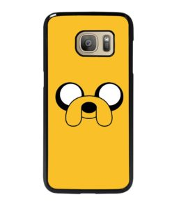 ADVENTURE TIME JAKE FACE Samsung Galaxy S7 Case