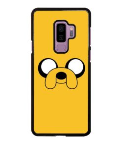ADVENTURE TIME JAKE FACE Samsung Galaxy S9 Plus Case