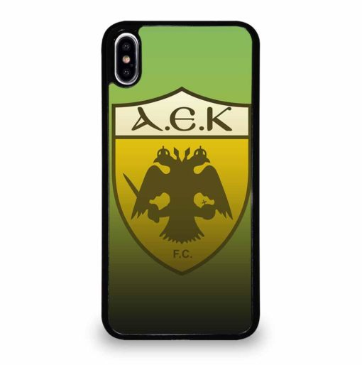 AEK ATHENS FC iPhone XS Max Case