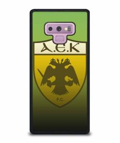 AEK ATHENS FC Samsung Galaxy Note 9 Case