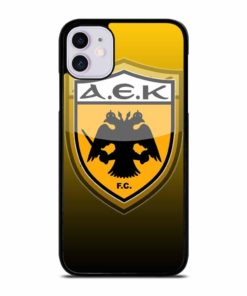 AEK ATHENS LOGO iPhone 11 Case Cover