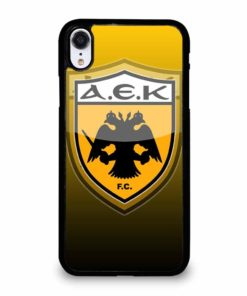 AEK ATHENS LOGO iPhone XR Case