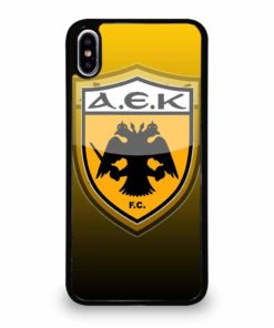 AEK ATHENS LOGO iPhone XS Max Case