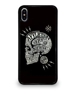Affliction Live Fast iPhone XS Max Case