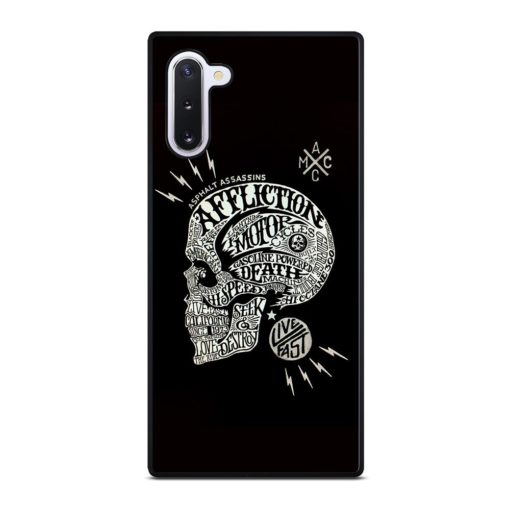 Affliction Live Fast Samsung Galaxy Note 10 Case