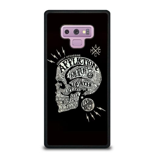 Affliction Live Fast Samsung Galaxy Note 9 Case