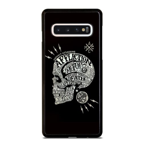 Affliction Live Fast Samsung Galaxy S10 Case