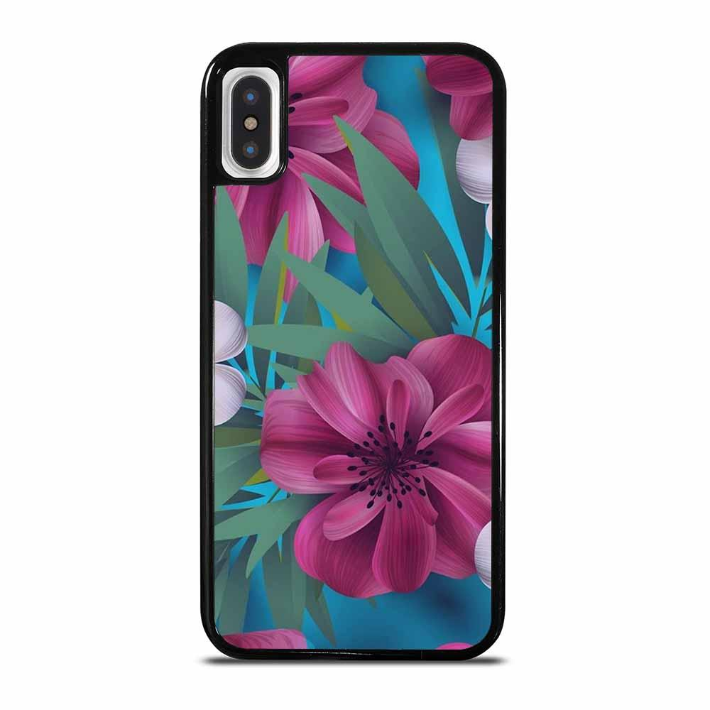 AFRICAN DAISIES FLOWERS iPhone X / XS Case