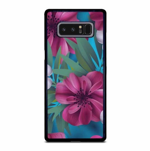 AFRICAN DAISIES FLOWERS Samsung Galaxy Note 8 Case