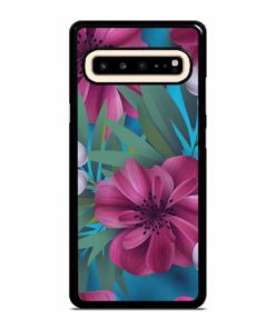AFRICAN DAISIES FLOWERS Samsung Galaxy S10 5G Case